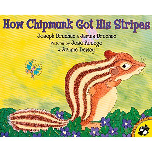 How-Chipmunk-Got-His-Stripes
