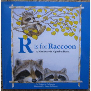R-is-for-Raccoon
